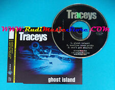 CD Singolo The Traceys Ghost Island INT 001 CDS UK 1996 no mc lp vhs dvd(S25)