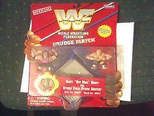 1997 PLAYMATES WWF WWE Grudge Match Bret Hitman Hart Stone Cold Steve Austin
