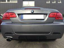 BMW 3er E92 E93 Diffusor Performance für M-Paket Heckstoßstange Heckdiffusor