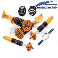For BMW E36 3 Series 1991-1998 New Coilover Damper Suspension Coil Spring Strut