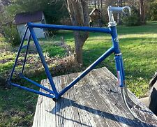 58cm ITOH Lugged Bike Frame, Fork and JIS Alloy Stem