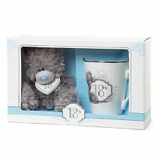 "Me to You 18th Cumpleaños Taza & 5"" Peluche en Caja Conjunto de Regalo-Tatty Teddy Bear"