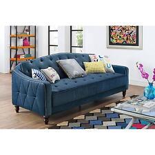 9 by Novogratz Vintage Tufted Sofa Sleeper II, Multiple Colors