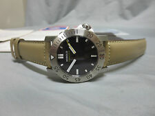 Kobold Steel Large Soarway Diver With Pouch & Papers 45mm Ref. KD232122