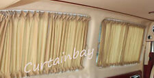 VW T4 T5 campervan curtain set for 2 side windows blinds curtains beige