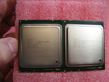 Pair Intel Xeon e5-4620 2.2Ghz 16MB L3 8  SR0L4  LGA2011 HP Cisco IBM Dell USA