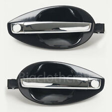 OEM Chrome Outside Door Handle Catch(Unpainted)Set for Hyundai Tiburon 03-08