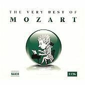 Wolfgang Amadeus Mozart - Very Best of Mozart (2cd, 2005) Used EXCELLENT