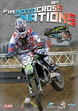 FIM Motocross of Nations - Official review 2011 (New DVD) MX NTSC All Region