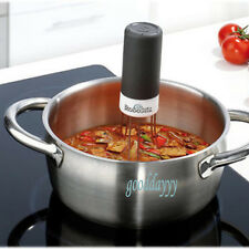 Automatic Hands Free Robo Kitchen Utensil Food Sauce Auto Stirrer Stir Crazy New