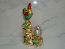 Feng Shui - 2017 Happy Rooster and Hen Family