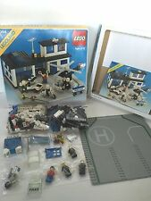 Lego Legoland 6384 Vintage Police Station -100% Complete w/Box - 4The Collector