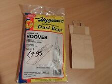 Hoover Purepower Vacuum dust bags (H20) - qty 6 off