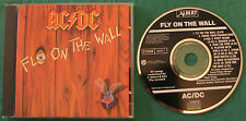 AC DC..FLY ON THE WALL..BLACK ALBERT EARLY DISCTRONICS RELEASE 465257 2.MUSIC CD