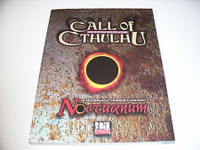 Nocturnum - Call of Cthulhu d20 RPG - Fantasy Flight Games