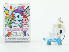 Tokidoki Unicorno Frenzies Series 2 1-Inch Vinyl Figure Key Chain - Cremino