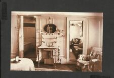 Nostalgia Postcard RMS kaiser 1 Hind Prince Wales Bedroom Tour South Africa 1928
