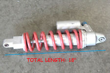 "18"" REAR SHOCK SUSPENSION CHINESE PIT DIRT BIKE ATV QUAD I SK01S"