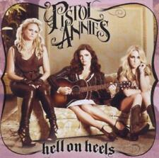 Pistol Annies - Hell on Heels - CD