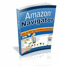 Harness The Power of The Amazon Retail Giant And Get Your Content Seen (CD-ROM)