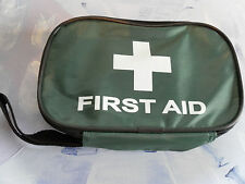 1 Person HSE Travel First Aid Kit Zip Pouch