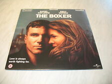 Laserdisc - The Boxer (mint sealed PAL)