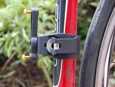 IDEATE Seat Post Quick Release Bike Bicycle Handlebar Water Bottle Holder Base