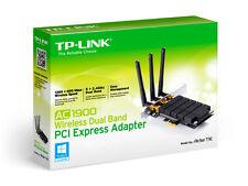 TP-LINK Archer t9e 1900mbps sans fil AC1900 Double Bande PCI Express Adaptateur Wifi