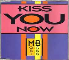 Most Bass - Kiss You Now - CDM - 1992 - Techno House