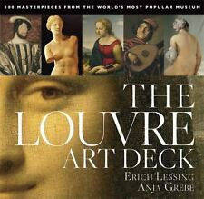 Louvre Art Deck: 100 Masterpieces from the Worlds Most Popular Museum