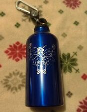 NEW Expedition Aluminum Water Bottle/Canteen with carabiner & functional compass