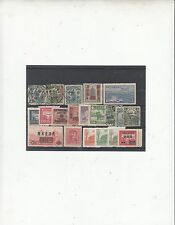 CHINA Collection Includes Mainly Early ISSUES MNG/FU