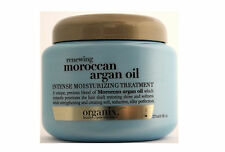 ORGANIX MOROCCAN ARGAN OIL INTENSE MOISTURIZING HAIR TREATMENT 8 OZ.