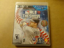 PS3 GAME / MLB 11 (2011) - THE SHOW (PLAYSTATION)