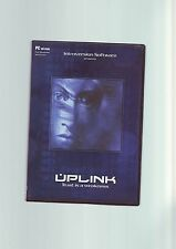 UPLINK : TRUST IS A WEAKNESS - PC GAME- FAST POST - COMPLETE WITH CODE SHEET VGC