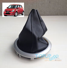 Fit For Suzuki Swift 2005-2010 Gear Knob Gaiter Plastic Frame Gaitor Dust Cover