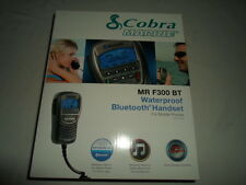 COBRA MRF300 BT VHF Radio Handset BlueTooth - NEW
