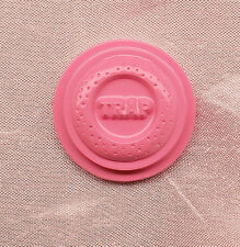 Empire Pewter Pink Trap Clay Pewter Pin