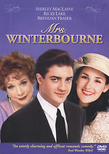 Mrs. Winterbourne (DVD, 2002) Ricki Lake, Brendan Fraser RARE & OOP