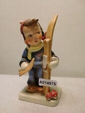 +# A014975 Goebel Archivmuster Cortendorf Figur 3147, Mädchen als Skiläuferin