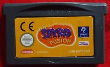 Spyro fusion-Nintendo Game Boy Advance GBA-términos y condiciones-bstp-EUR