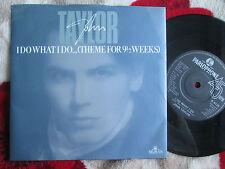 """John Taylor I Do What I Do... (Theme For 9½ Weeks) R6125 UK Vinyl 7"""" Single 45"""