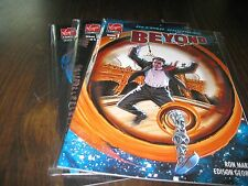 Beyond #s 1 2 3 comic books - Virgin Comics + Deepak Chopra + Ron Marz + George