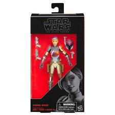 "Star Wars the Black Series Sabine Wren 6"" Star Wars Rebels Wave 9 USA In-hand"