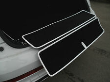 $$$ Kofferraummatte für Audi SQ5 Q5 + Ladekantenschutz + Laderaummatte Velours