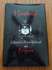 Kindoki A Manual of African Witchcraft and Brujeria by Afefe Ogo
