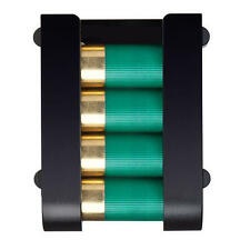 "Safariland 085-12-2 Black 2.75"" 12 Gauge Shotgun Shell Holder w/ 744BL Belt Clip"