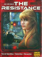 Indie Boards & Cards: The Resistance (Third Edition) Card Game NEW