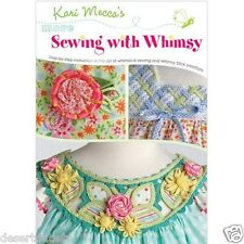 Sewing With Whimsy With Kari Mecca [DVD]