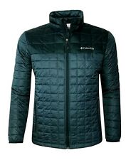 NWT $160 Columbia Rilan Ridge Men's OMNI HEAT Puffer JACKET Size XXL